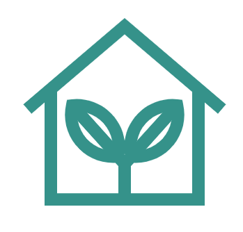 Picto maison écologique