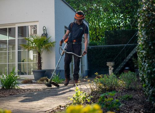 Petit jardinage remue ménage